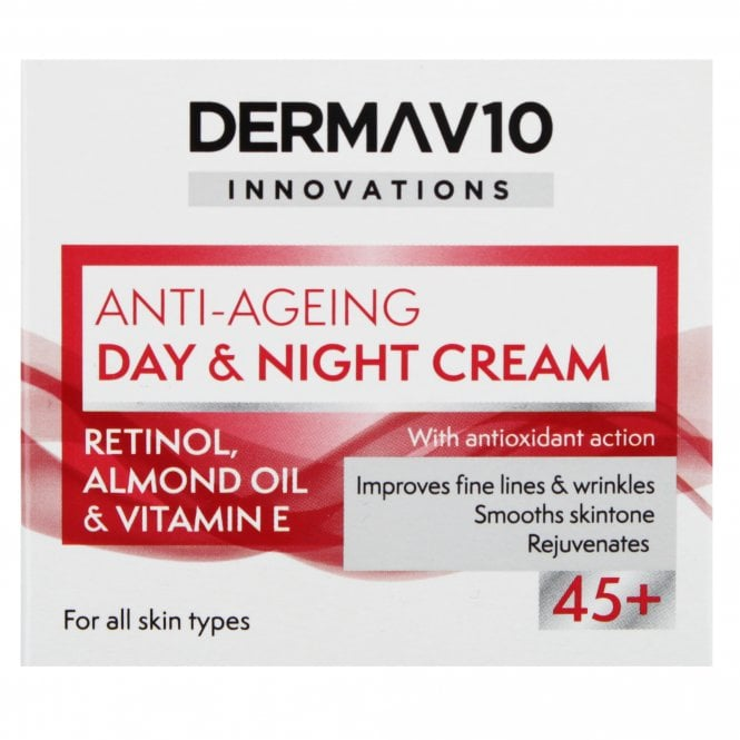 Anti-Ageing Day And Night Cream 45+ 50ml