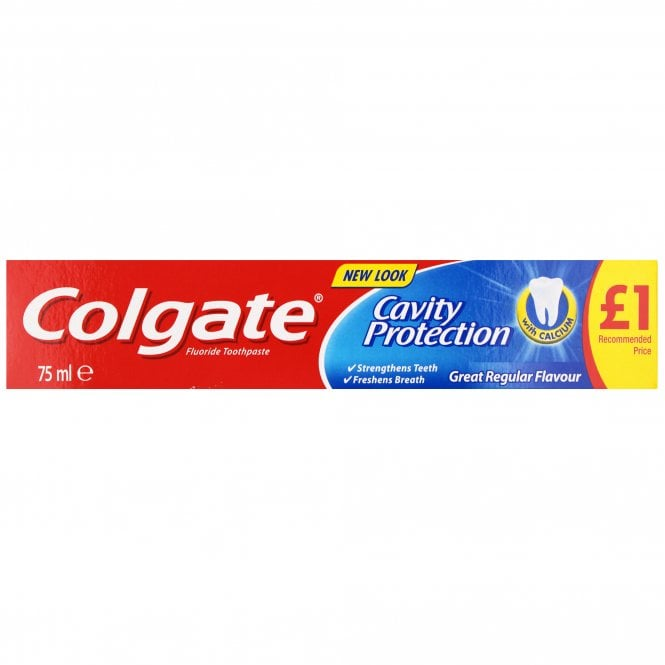 Colgate Cavity Protection Toothpaste 100ml