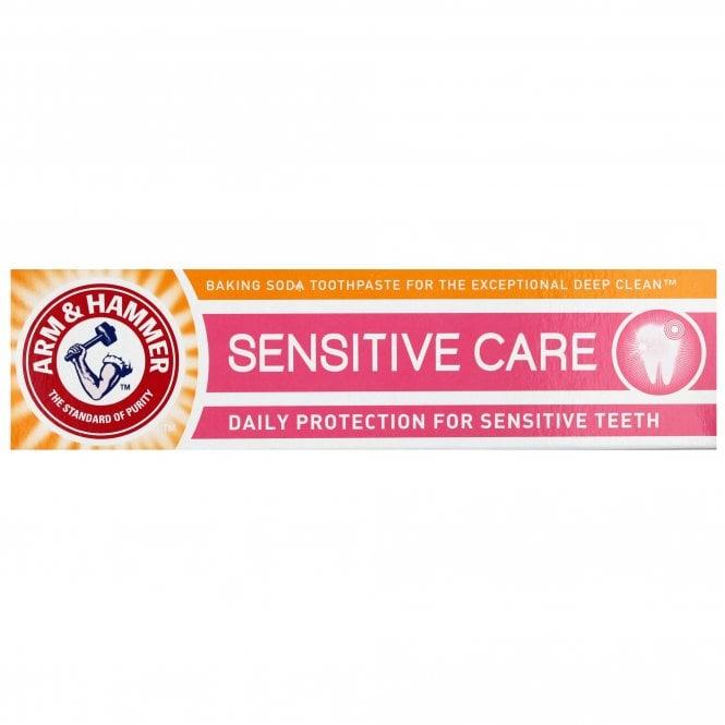 Arm & Hammer Sensitive Care Baking Soda Toothpaste 125g