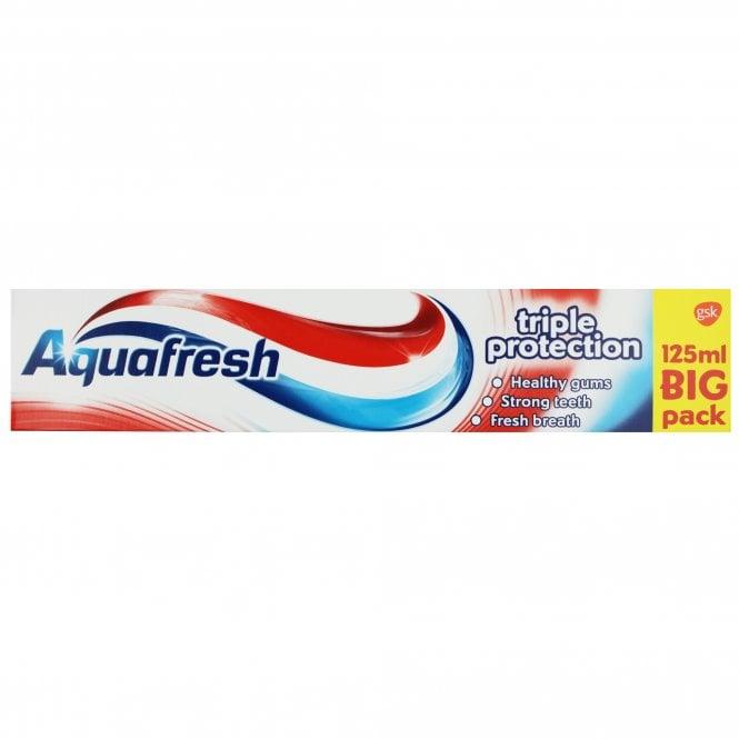 Aquafresh Triple Protection Toothpaste 125ml