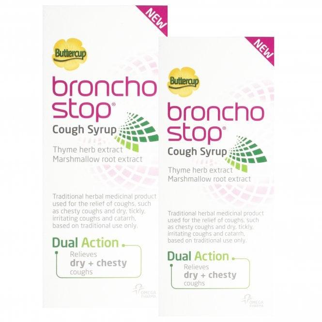 Bronchostop Cough Relief Syrup