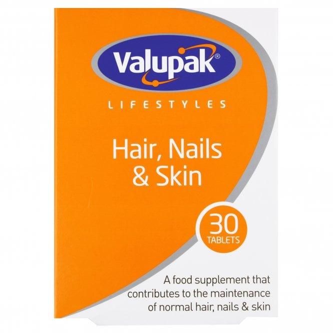 Valupak Hair, Nails & Skin x 30