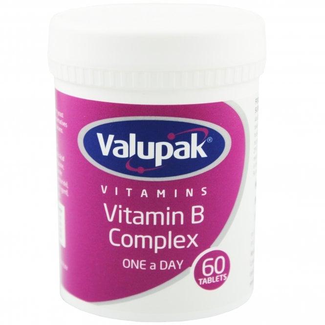 Valupak Vitamin B Complex x 60