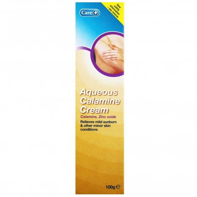 Care+ Care Aqueous Calamine Cream 100g