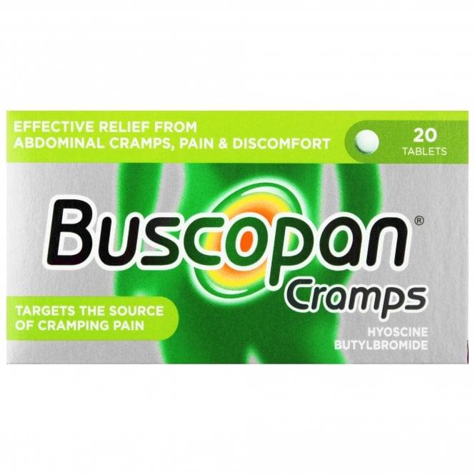 Buscopan Cramps x 20