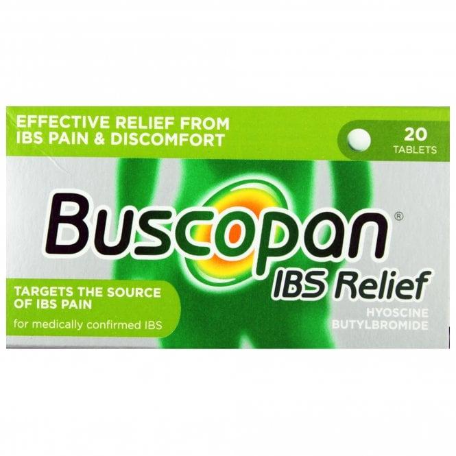 Buscopan IBS Relief Tablets x 20