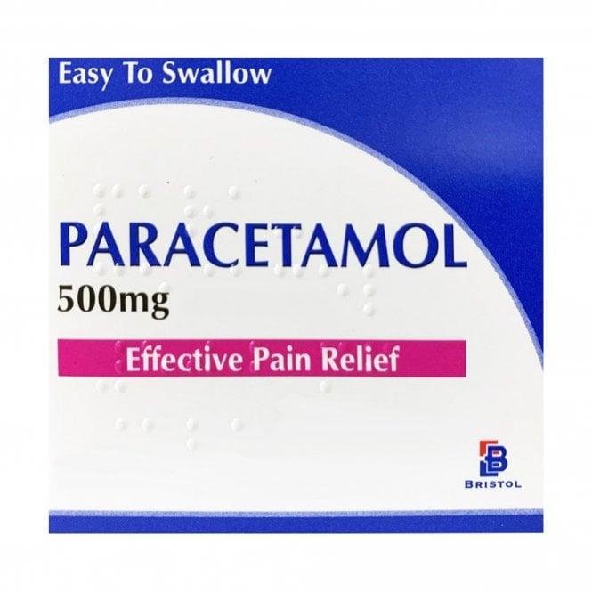 Abnoba Paracetamol 500mg Capsules 32