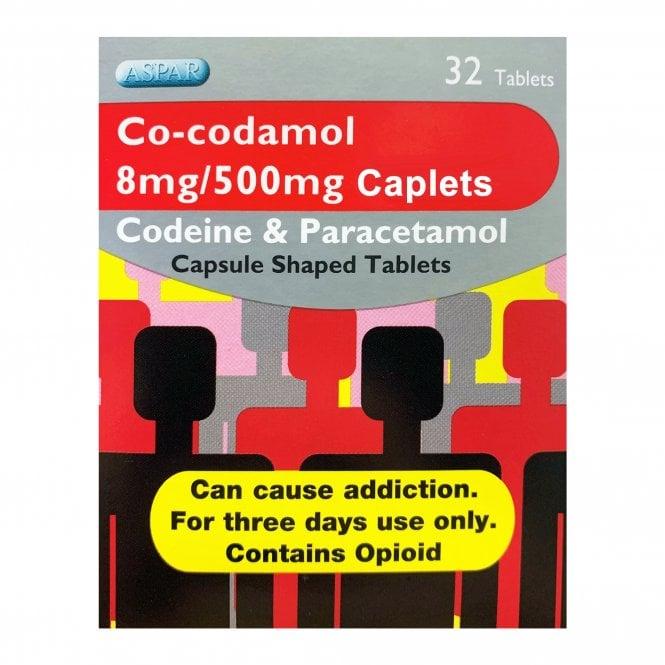 Co-codamol Caplets 32