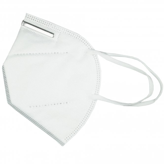 Cup Shaped Disposable Face Covering (3 Pack)