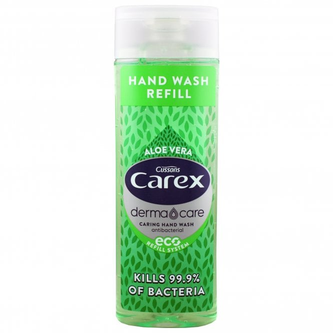 Carex Dermacare Aloe Vera Hand Wash 250ml