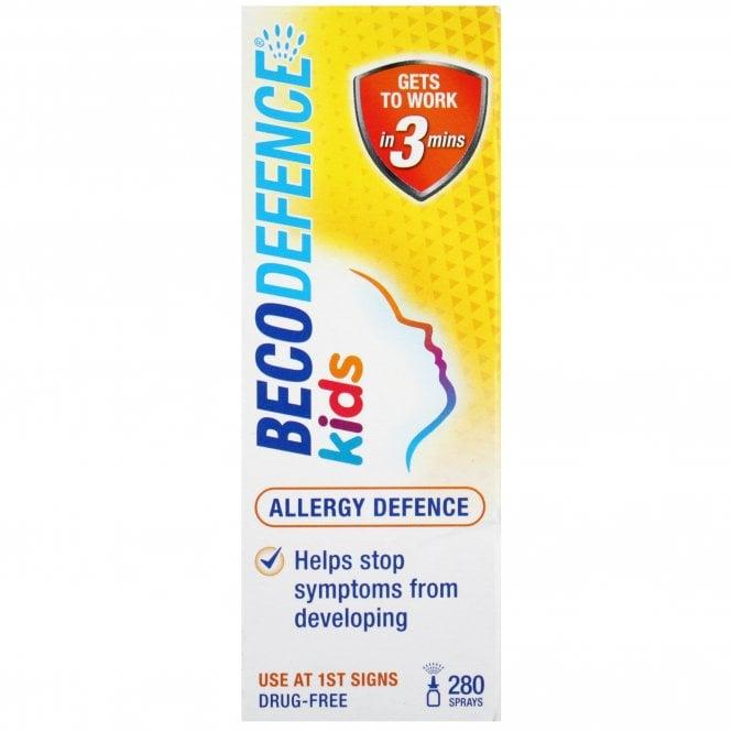 Beconase Becodefence Kids Nasal Spray 20ml