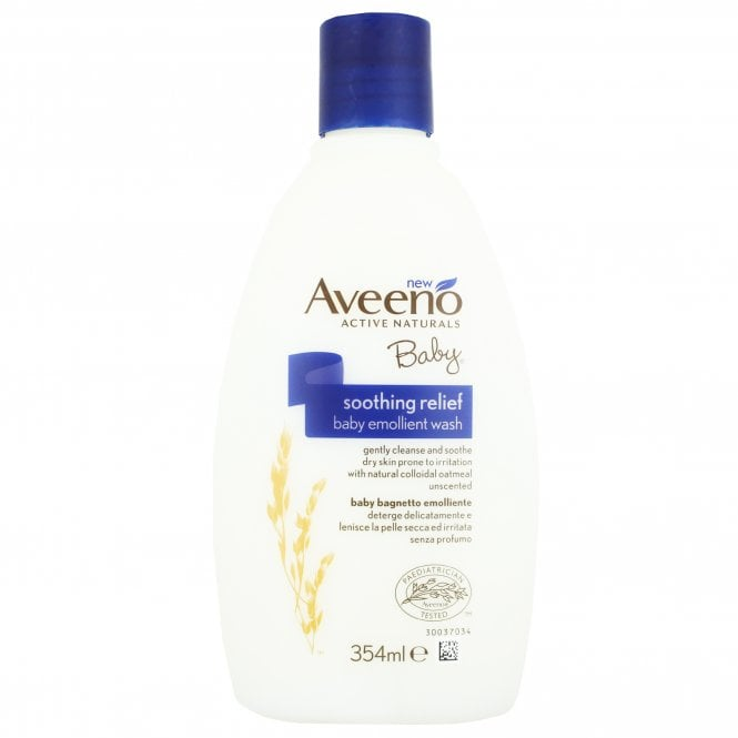 Aveeno Baby Soothing Relief Wash 354ml
