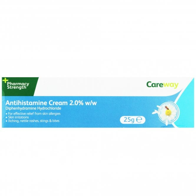 Abnoba Careway Antihistamine Cream 25g