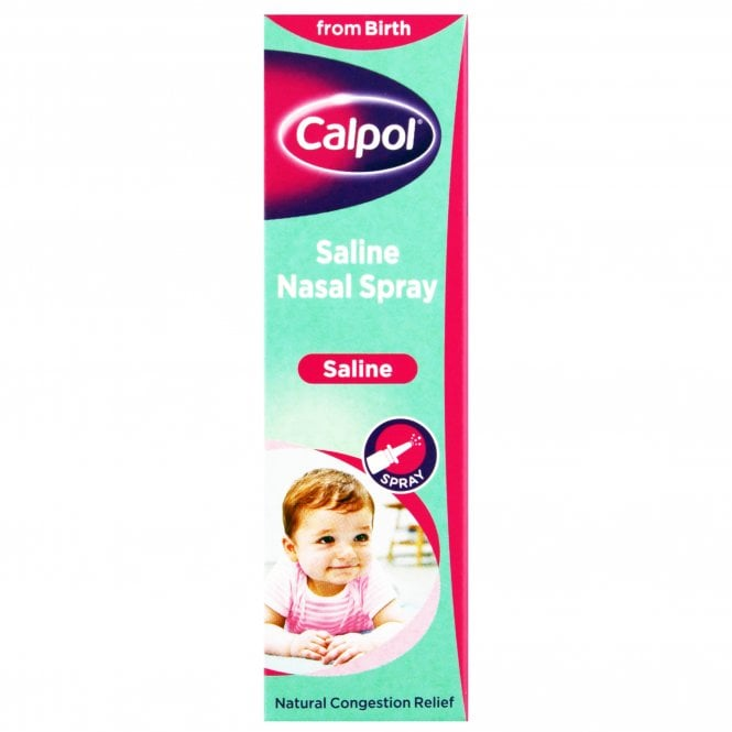 Calpol Saline Nasal Spray