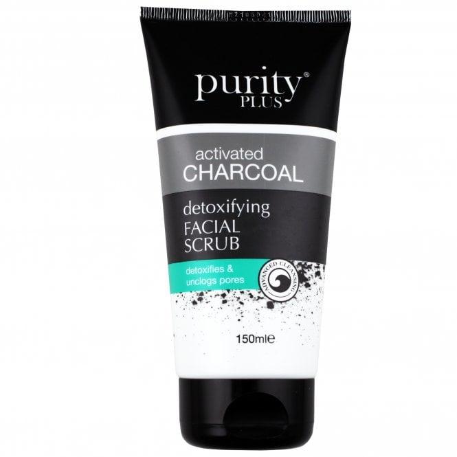 Charcoal Facial Scrub 150ml