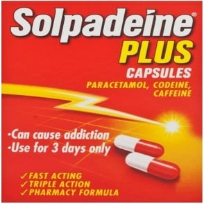 Solpadeine Plus Capsules x 32