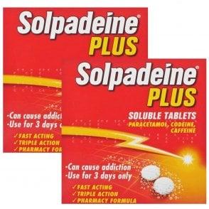 Solpadeine Plus Soluble Tablets