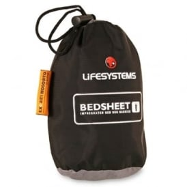 Lifesystem Bed Sheet Anti Bed Bug Single Sized Undersheet (5080)