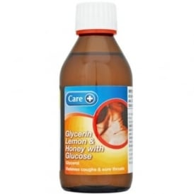 Care Glycerin Lemon & Honey 200ml