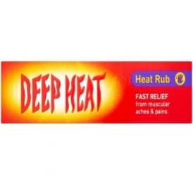 Deep Heat Muscular Rub