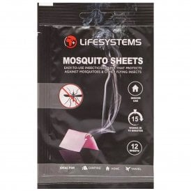 Lifesystems Mosquito Sheets (35310)