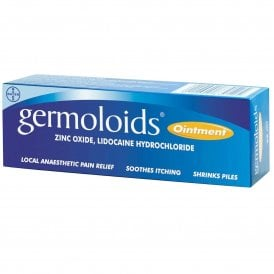 Germoloids Ointment 25ml