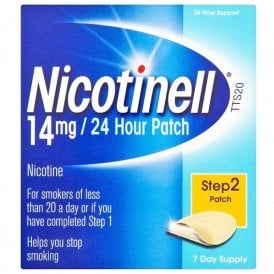 Nicotinell 14mg Patch 7 pack