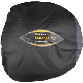 Pyramid Mosinet Double Bed Pop-Up Mosquito Net (S1199)