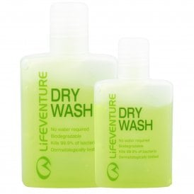 Lifeventure Dry Wash Cleansing Gel