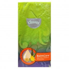 Kleenex Balsam Pocket Tissues Handy Pack