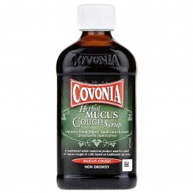 Covonia Herbal Mucus Cough 300ml