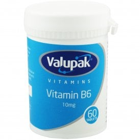 Valupak Vitamin B6 x 30