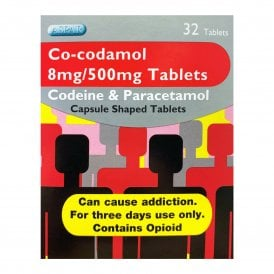 Co-codamol Tablets 32