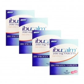 Ibuprofen 200mg Tablets