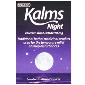 Kalms Night Tablets x 50