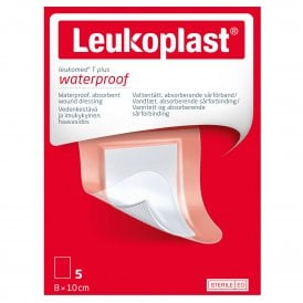 Leukoplast Leukomed T Plus Wound Dressing 8cm x 10cm
