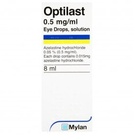 Optilast Allergy Eye Drops