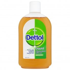 Dettol Liquid Antiseptic Disinfectant 500ml